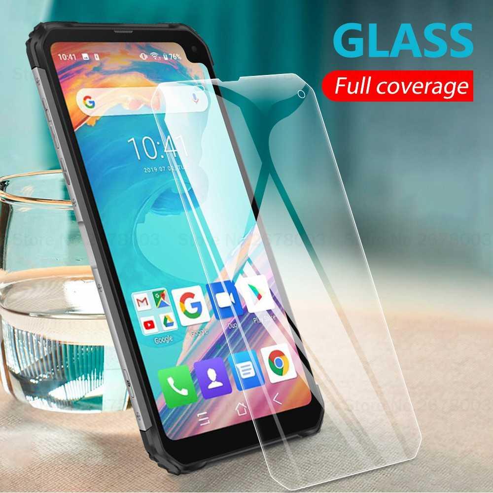 Bildschirm Gehärtetem Glas Für Blackview BV6100 A60 A20 Pro A7 Glas Für Blackview BV9000 800 Pro 7000 P10000 BV9500 BV5500 BV9500 +