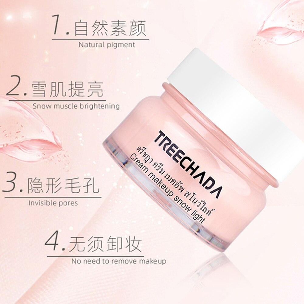 tailândia cosméticos hidratante poros invisível iluminar controle de óleo corretivo