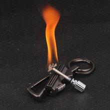 Прямая поставка металлические брелоки зажигалки постоянный подбор