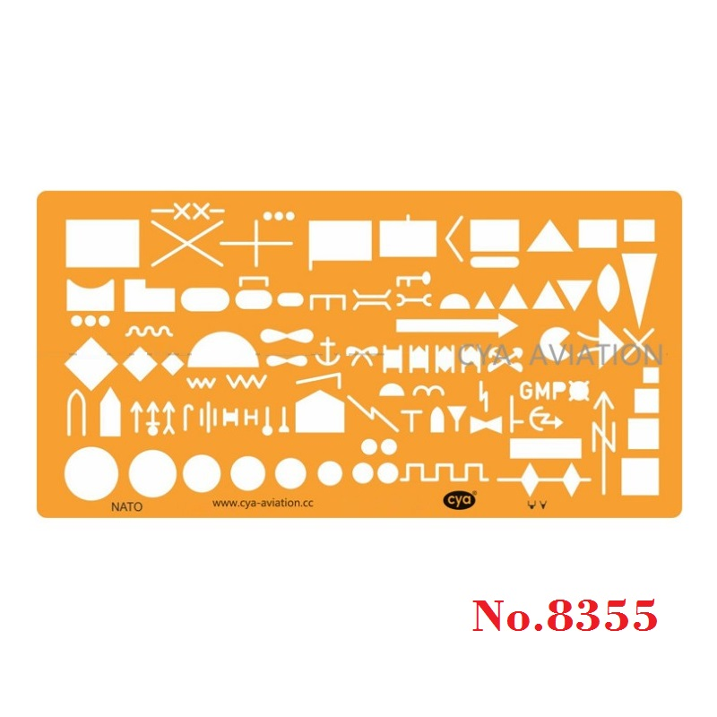 1:50000 Military Drawing Ruler 7