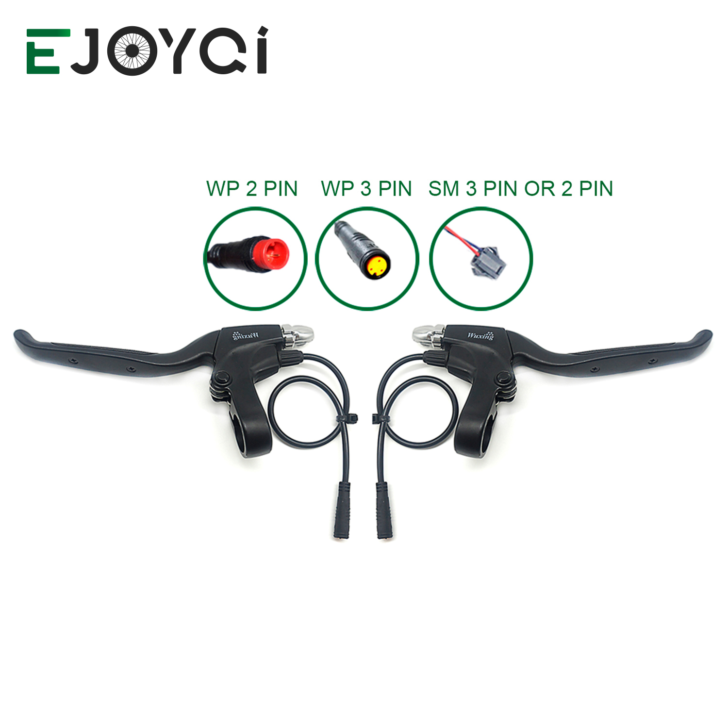EJOYQI 115PDD FIVE STAR  Electric Brake Lever For Electric Bicycle E-scooter Bicycle Cut Off Power Brake MTB Road Bike E-Brake