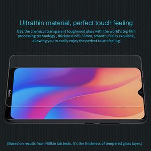 Image 5 - Redmi 8A Gehärtetem Glas NILLKIN Erstaunlich H 0,33 MM Screen Protector Schutz Film für Xiaomi Redmi 8 Glas