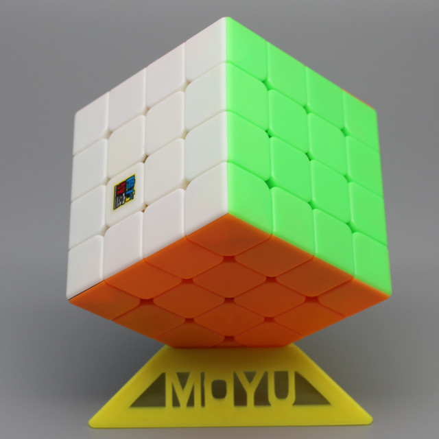 Moyu Meilong 4x4 Magic Cube 59mm Size Stickerless 4x4x4 Cubo Magico WCA Competition Learning&Educational Toys For Children 4
