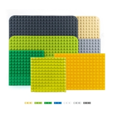 Building Blocks Base Plate Diy Big Size Compatible With Classic Base Plates 19X19 144 Dots idea Toys For Children Kids Gifts