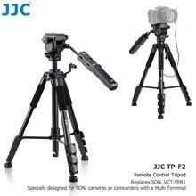 JJC למצלמות שלט רחוק חצובה עבור Sony HDR PJ820 PJ810 PJ790V PJ675 PJ670 PJ660V PJ650V PJ540 PJ440 PJ430V וידאו מקליט