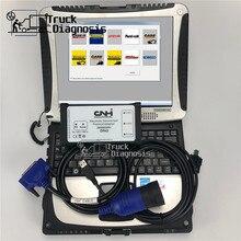 CF19 노트북 + 9.2 CNH Est, CNH Est 진단 키트 New Holland 케이스 진단 스캐너 도구 dpa5 cnh 전자 서비스 도구