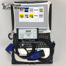 Ordinateur portable CF19 + 9.2 CNH Est, kit de diagnostic pour nouvelle coque hollandaise, outil de Service électronique dpa5 CNH