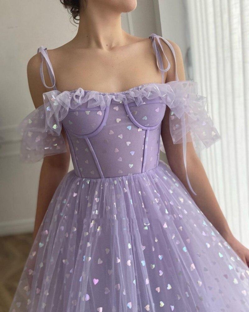 Блестящие платья на выпускной 2021 без бретелек блестящие тюлевые платья длиной ниже колена арабское свадебное платье выпускного вечера