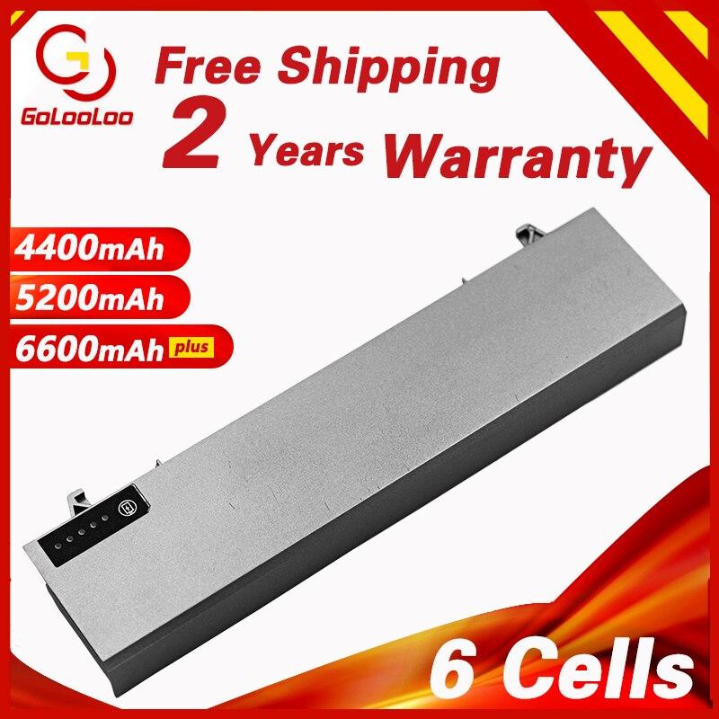 Аккумулятор для ноутбука Dell Latitude E6400 E6500 E6510 M2400 M4400 M4500 E6410 312-0917 GU715 C719R RG049 U844G TX283 0RG049 PT434