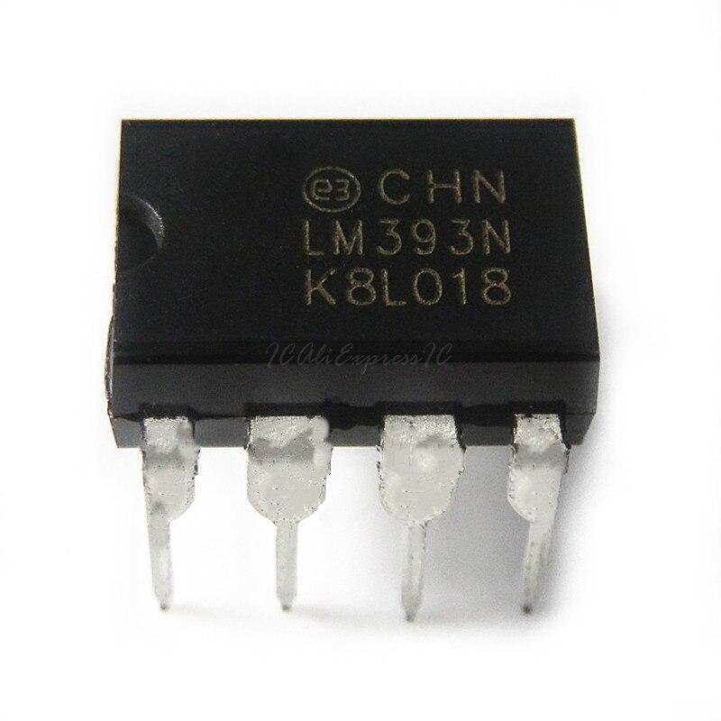 10 шт./лот LM393 LM258 LM358 NE555 NE5532 TL082 MC34063 JRC4558 OP07 LM386 DIP-8 в наличии