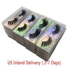 Cílios de vison atacado cílios macios pacote volume artesanal lash extensão individuais cílios falsos naturais conjunto falso cils