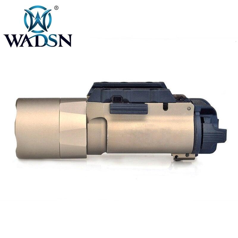 Wadsn tático x300 à prova dwaterproof água