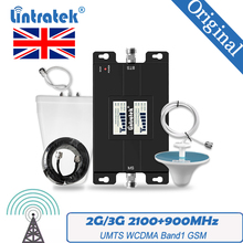 цена на UK Cellular Signal Booster 3G Signal 900 2100 GSM UMTS Amplifier Dual Band Repeater GSM+WCDMA 3G  Booster for United Kingdom #30