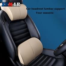 Auto Speicher Hals Kopfstütze Sitz Unterstützung Kissen Für Mercedes Benz W204 W203 CLA Clase EINE B C W176 Vito W205 AMG W213 W212 W176 W177