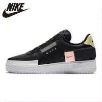Nike 19 Herbst Männer AF1 Air Force Casual Skateboard Schuhe Non-slip Sport Komfortable Outdoor Turnschuhe # CI0054- 001