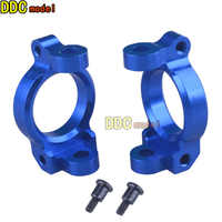 2PCS Mental Remo A2506 Caster blocks c-hubs Alloy For 1/16 1621 1625 1631 1635 1651 1655 Vehicle Models RC Car Parts