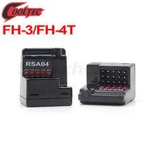 RSA04 ARX 482R FH3/ FH4T وضع 4 قناة متوافق استقبال عمودي نوع هوائي داخلي خاص ل Sanwa MT4 MT 44 MT S M12S