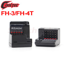 RSA04 ARX 482R FH3/ FH4T Mode 4 canaux Compatible récepteur vertical type antenne interne spécial pour Sanwa MT4 MT 44 MT S M12S