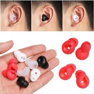 Image 5 - Dla Samsung Gear Circle R130 nakładki na uszy 1 para słuchawki douszne Bluetooth słuchawki nauszne słuchawki douszne silikonowe nowość