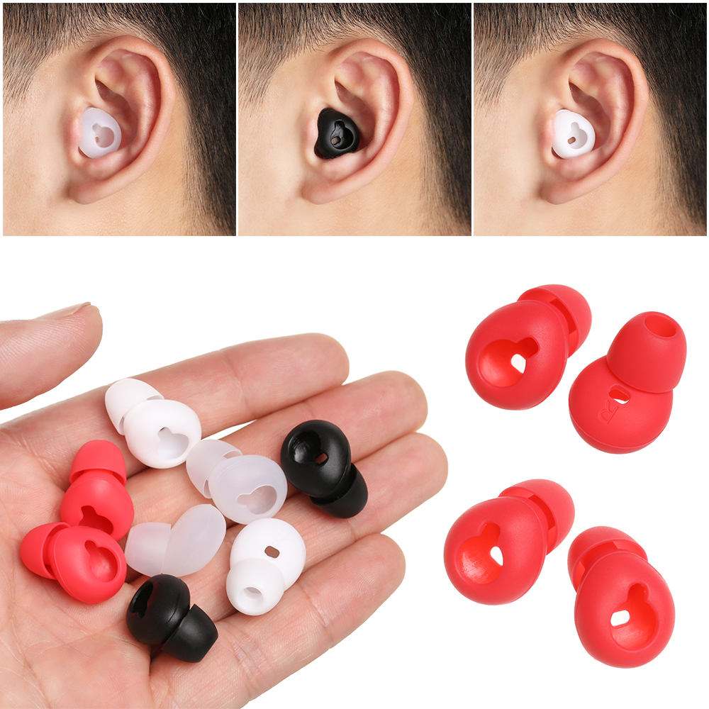Image 5 - For Samsung Gear Circle R130 Eartips Covers 1 Pair In Ear Bluetooth Earphones Ear pads headphones Earpads Earbuds Silicone new-in Earphone Accessories from Consumer Electronics