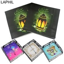 LAPHIL EID MUBARAK Paper Napkin Ramadan Decoration for Home