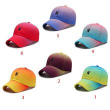 Унисекс весна осень бейсбольная шляпа Повседневная дикая уличная Женская Мужская шляпа от солнца