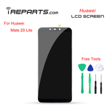IREPARTS LCD Replacement for Huawei Mate 20 lite Display Pantalla Maimang 7 Touch Screen + Install Tools