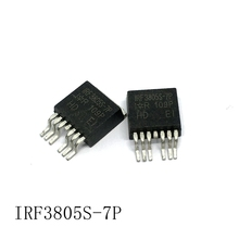MOSFET IRF3805S-7P TO-263-7 160A/55V 10 шт./лот новинка на