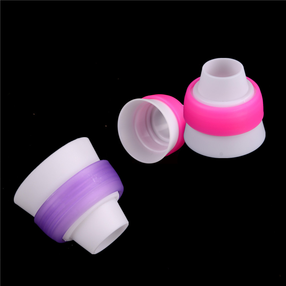 1PCS Icing Piping Decorating Nozzle Converter Adapter Gift Baking Tool Pastry Converter Gift Decorating Tools