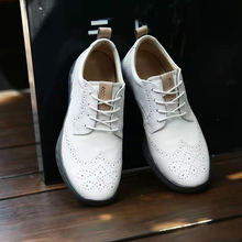 Sports-Sneakers Golf-Trainers Comfortable New Men Mesh Man Beige Boy Gym Trend