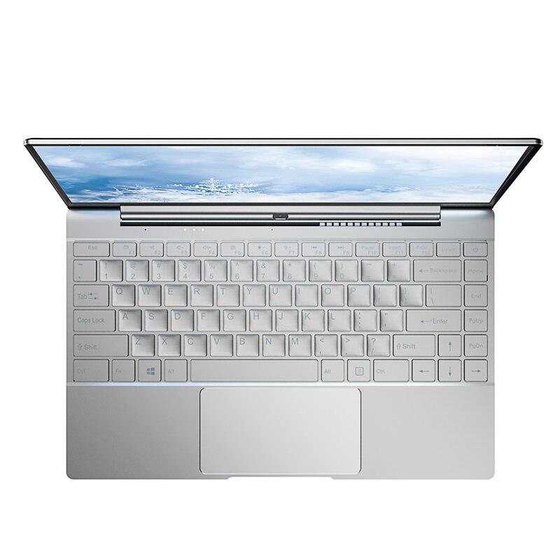 Dere V14 Air 14.1inch Laptop Notebook Intel i7 1920x1080 IPS Backlit Keyboard 8GB LPDDR4 256GB Gaming Laptops Windows 10 Pro PC-3