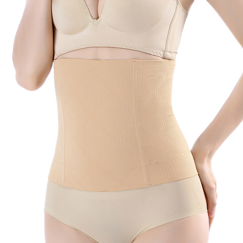 CXZD Body Shaper Waist Trainer Corset Waist Belt slimming modeling strap Belt Shapewear Slimming Corset (3)