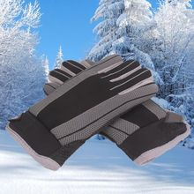Practical Winter Mountain Bike Cycling Gloves Full Finger Thermal Multipurpose Outdoor Running HIking Sports