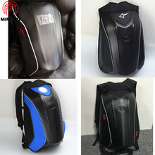 Professional Black Motorcycle Bag Waterproof Motorcycle Back