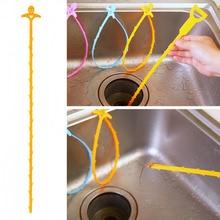 Для очистки раковины Крюк Ванная комната сток в полу, канализация очистительное устройство небольшие инструменты креативный дом