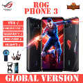 Teléfono ASUS ROG 3, versión Global, teléfono para videojuegos, Snapdragon865plus 8/12/16RAM 256/512ROM 6000mAh 144HZ, 2SIM, Tarjeta 5G ROG 3 Smaerphone