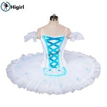 Ballet nutcracker tutu white adult professional ballet tutus blue costume children BT8964D