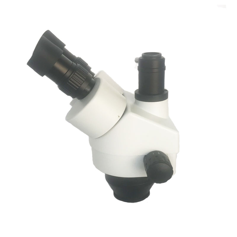 Image 2 - 7X 45X Simul Focal стерео микроскоп тринокулярный микроскоп 13MP VGA HDMI видео цифровая камера LED Регулируемый свет ремонт телефонаМикроскопы    АлиЭкспресс