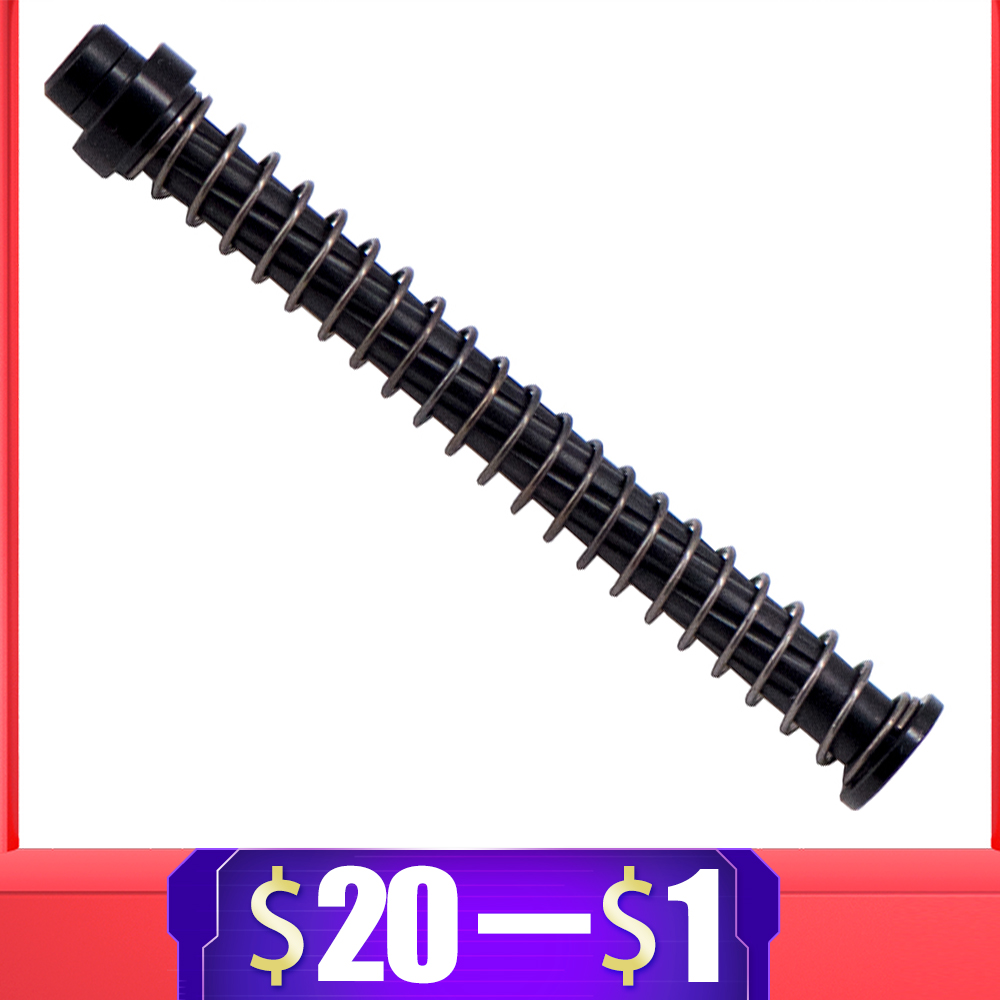 Stainless Recoil Guide Rod Assembly For KUBLAI P1 Replacement Spring Set