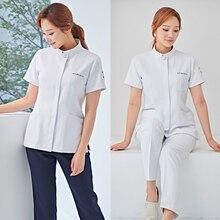 Пластическая хирургия в больнице медсестры носить с длинным рукавом женская устной комбинезоны сплит боди специалиста салона красоты