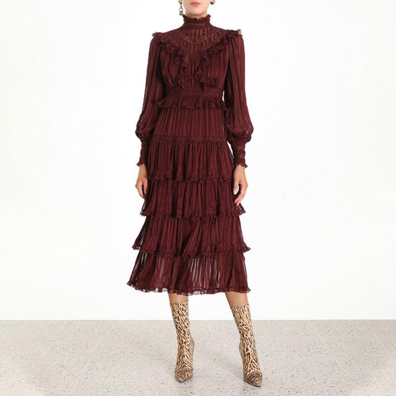 2019 New Arrive Autumn Women Dress