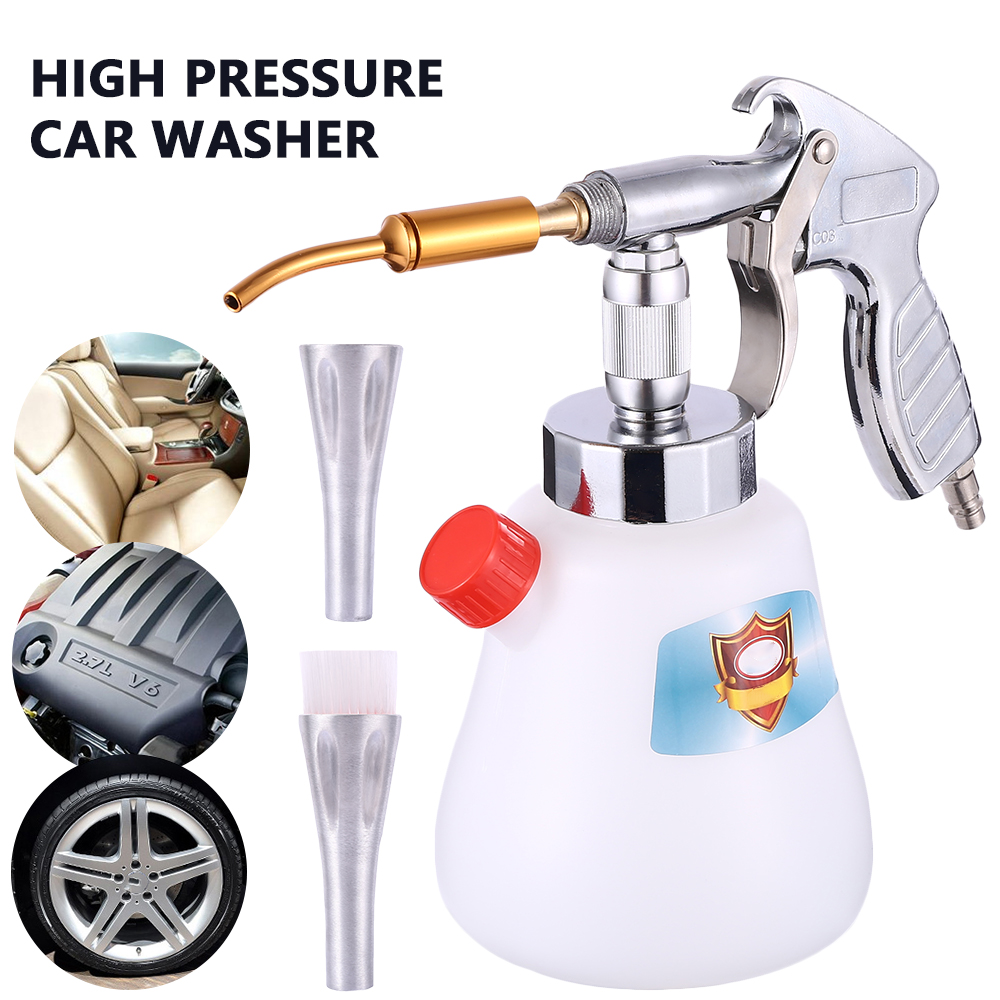 Image 5 - 2019 High Pressure Water Gun For Car Cleaning Tool Tornado Foam Car Gun Wash Accessories Bearing Tornado Cleaning Gun-in Water Gun & Snow Foam Lance from Automobiles & Motorcycles