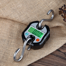 Digital Crane Scale Stainless Steel 150kg Hook Scale Industrial/Agricultural/laboratory Detachable Portable Micro Crane Scale