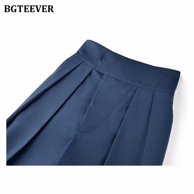 Elegant High Waist Harem Pants  6