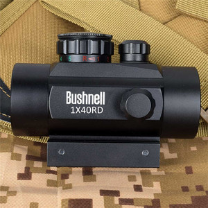 Holographic 1x40 Airsoft Red Green Dot Sight Scope Hunting Riflescopes 11mm 20mm Rail Mount Collimator Sight