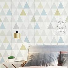 Wallpaper Self-Adhesive Nursery-Decoration Study Bedroom Children's-Room Waterproof 3d