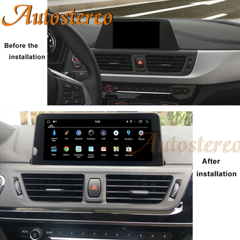 Android 10 6+128GB For BMW 1 Series F20 F21 Car GPS Navigation Auto Stereo Multimedia Player Headunit Radio Tape Recorder Music image