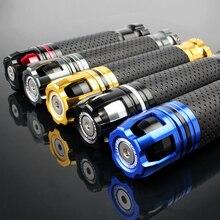 Motorcycle Handlebar Handle Bar Grips 22mm 7/8 For Honda for Yamaha kawasaki KTM Ducati Custom Aluminum&anti-Slip