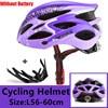 Kingbike 2019 novo design preto capacetes de bicicleta mtb mountain road ciclismo capacete da bicicleta casco ciclismo tamanho L-XL 20