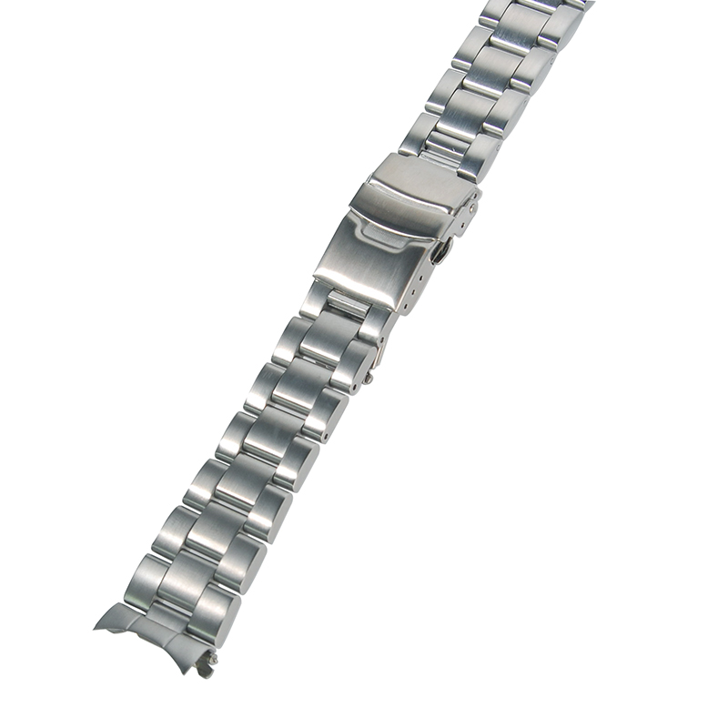 New Replacement Watch Band Strap For Casio WatchBand MDV-106 MDV-106D Stainless Steel Metal Strap Bracelet